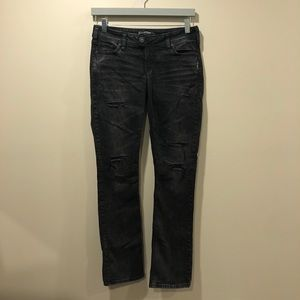 """COPY - Silver Jeans - Black Tuesday """"Baby"""" Bootcut Jeans"""